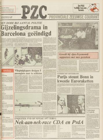 Provinciale Zeeuwse Courant 1981-05-25