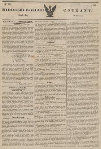 Middelburgsche Courant 1843-10-19