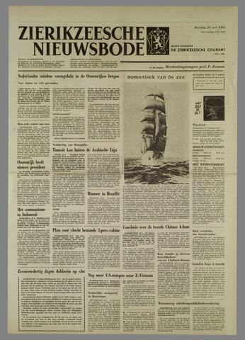 Zierikzeesche Nieuwsbode 1965-05-24