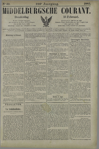 Middelburgsche Courant 1883-02-15