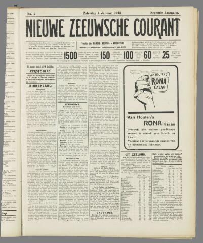 Nieuwe Zeeuwsche Courant 1913-01-04