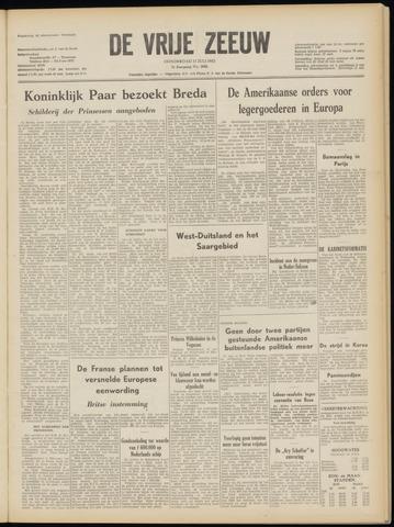 de Vrije Zeeuw 1952-07-17