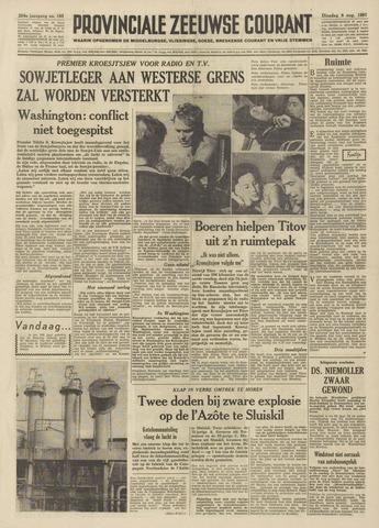 Provinciale Zeeuwse Courant 1961-08-08
