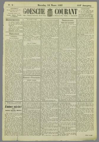 Goessche Courant 1927-03-14