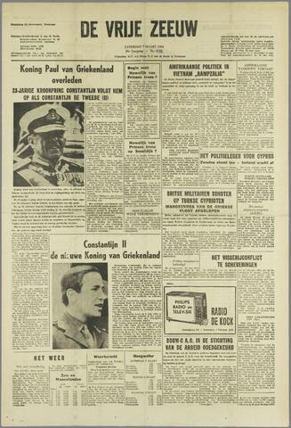 de Vrije Zeeuw 1964-03-07