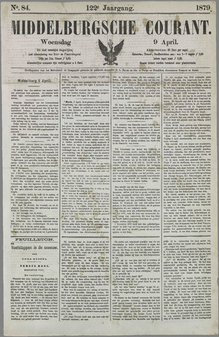 Middelburgsche Courant 1879-04-09
