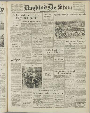 de Stem 1957-08-14