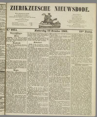 Zierikzeesche Nieuwsbode 1861-10-19