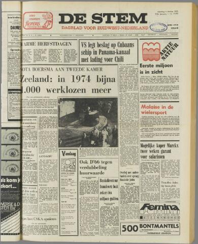 de Stem 1973-10-06