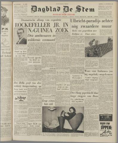 de Stem 1961-11-21