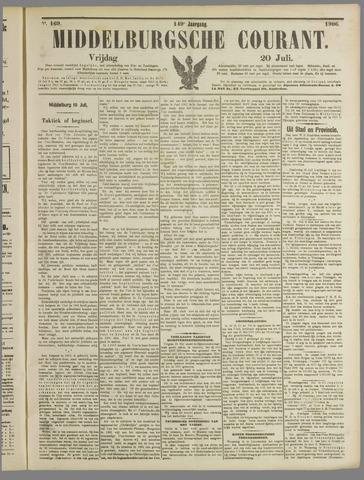 Middelburgsche Courant 1906-07-20
