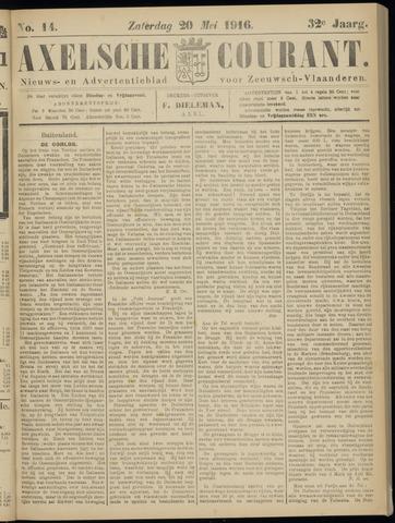 Axelsche Courant 1916-05-20