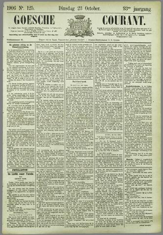 Goessche Courant 1906-10-23