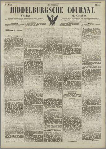 Middelburgsche Courant 1897-10-22