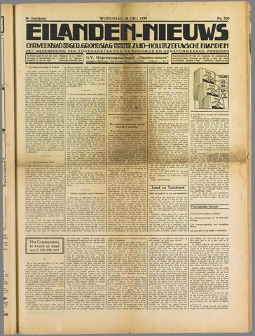 Eilanden-nieuws. Christelijk streekblad op gereformeerde grondslag 1935-07-10