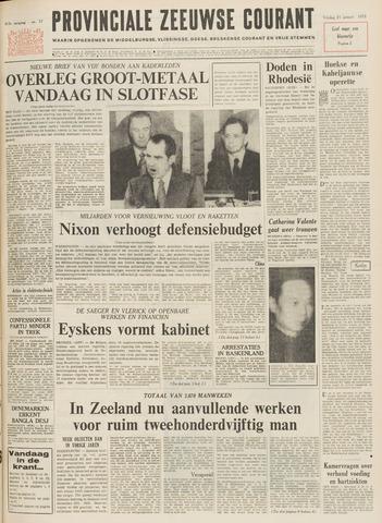 Provinciale Zeeuwse Courant 1972-01-21