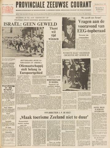 Provinciale Zeeuwse Courant 1967-05-29