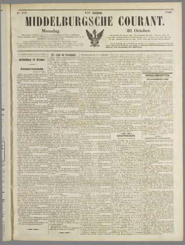 Middelburgsche Courant 1908-10-26
