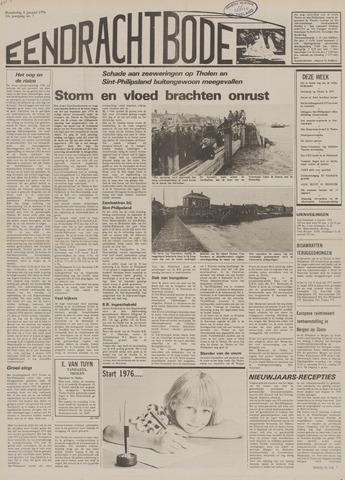 Eendrachtbode (1945-heden)/Mededeelingenblad voor het eiland Tholen (1944/45) 1976