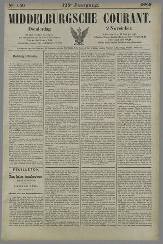 Middelburgsche Courant 1882-11-02