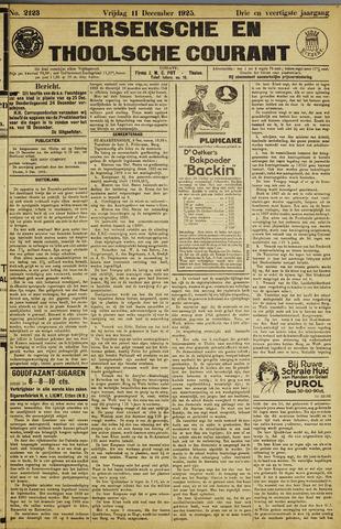 Ierseksche en Thoolsche Courant 1925-12-11
