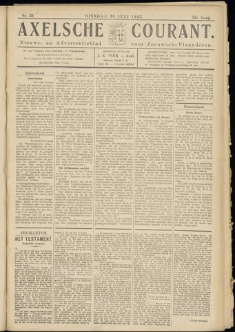 Axelsche Courant 1935-07-30