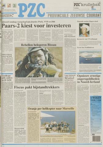 Provinciale Zeeuwse Courant 1998-07-07