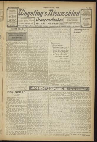 Zeeuwsch Nieuwsblad/Wegeling's Nieuwsblad 1929-07-19