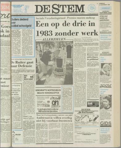 de Stem 1982-11-02