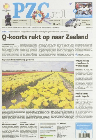 Provinciale Zeeuwse Courant 2010-04-23