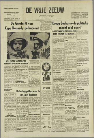 de Vrije Zeeuw 1966-03-17