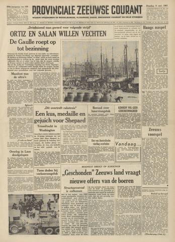 Provinciale Zeeuwse Courant 1961-05-09