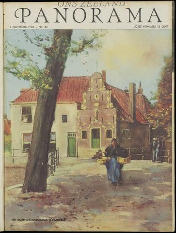 Ons Zeeland / Zeeuwsche editie 1938-11-03