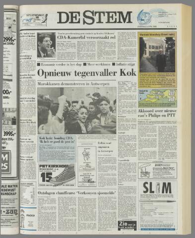 de Stem 1992-04-04