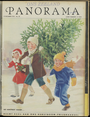 Ons Zeeland / Zeeuwsche editie 1935-12-19
