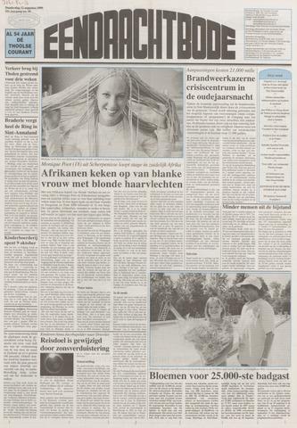 Eendrachtbode (1945-heden)/Mededeelingenblad voor het eiland Tholen (1944/45) 1999-08-12