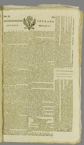 Middelburgsche Courant 1807-05-23