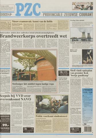 Provinciale Zeeuwse Courant 1997-05-15