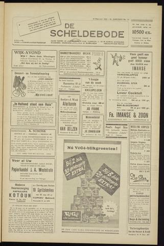 Scheldebode 1955-02-18