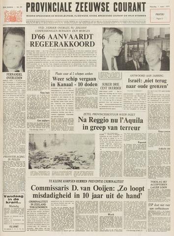 Provinciale Zeeuwse Courant 1971-03-01