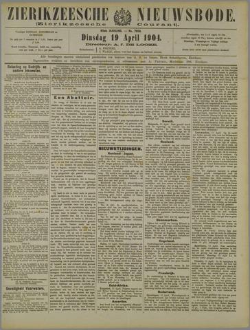 Zierikzeesche Nieuwsbode 1904-04-19
