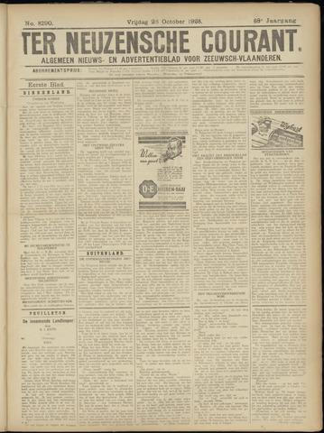 Ter Neuzensche Courant. Algemeen Nieuws- en Advertentieblad voor Zeeuwsch-Vlaanderen / Neuzensche Courant ... (idem) / (Algemeen) nieuws en advertentieblad voor Zeeuwsch-Vlaanderen 1928-10-26
