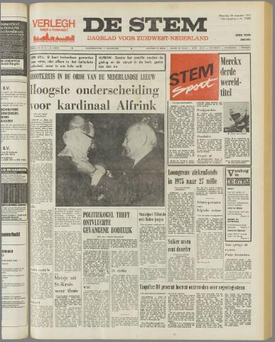 de Stem 1974-08-26