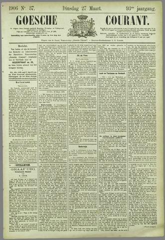 Goessche Courant 1906-03-27