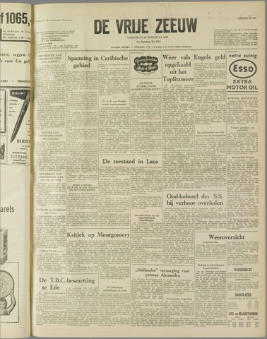 de Vrije Zeeuw 1959-08-12