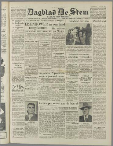 de Stem 1951-01-11