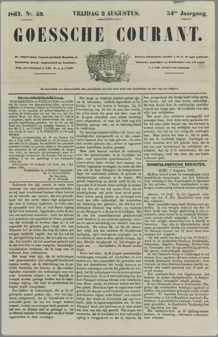 Goessche Courant 1867-08-02