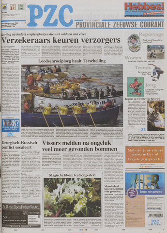 Provinciale Zeeuwse Courant 2005-05-07