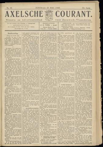 Axelsche Courant 1935-05-28