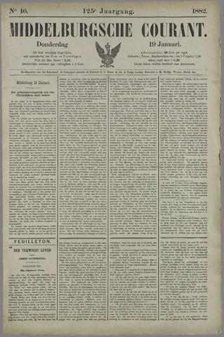 Middelburgsche Courant 1882-01-19